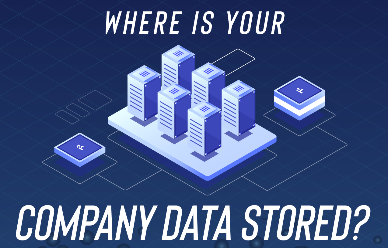 Where is your business data and how secure is it?